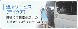 通所サービス(デイケア)