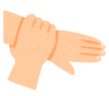 手指消毒その8