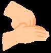 手指消毒その7
